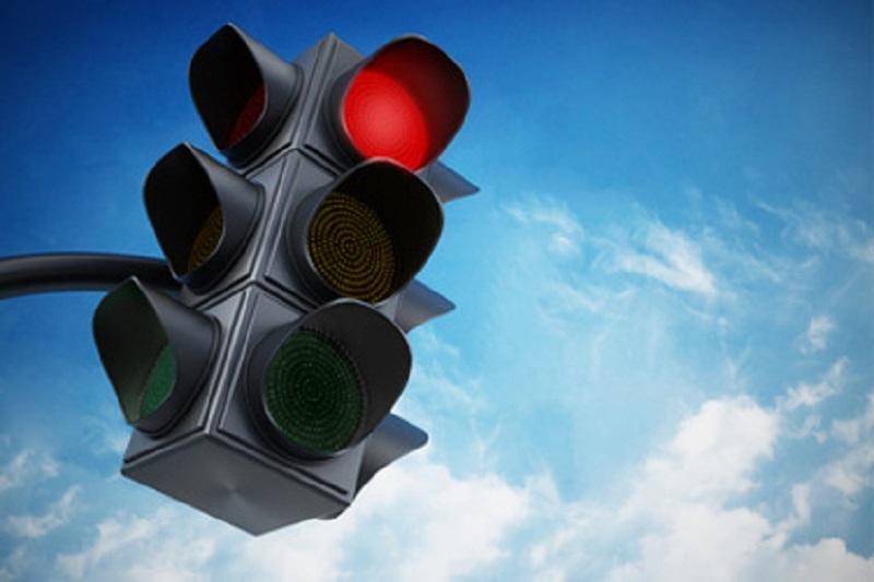 punkte überfahren rote ampel